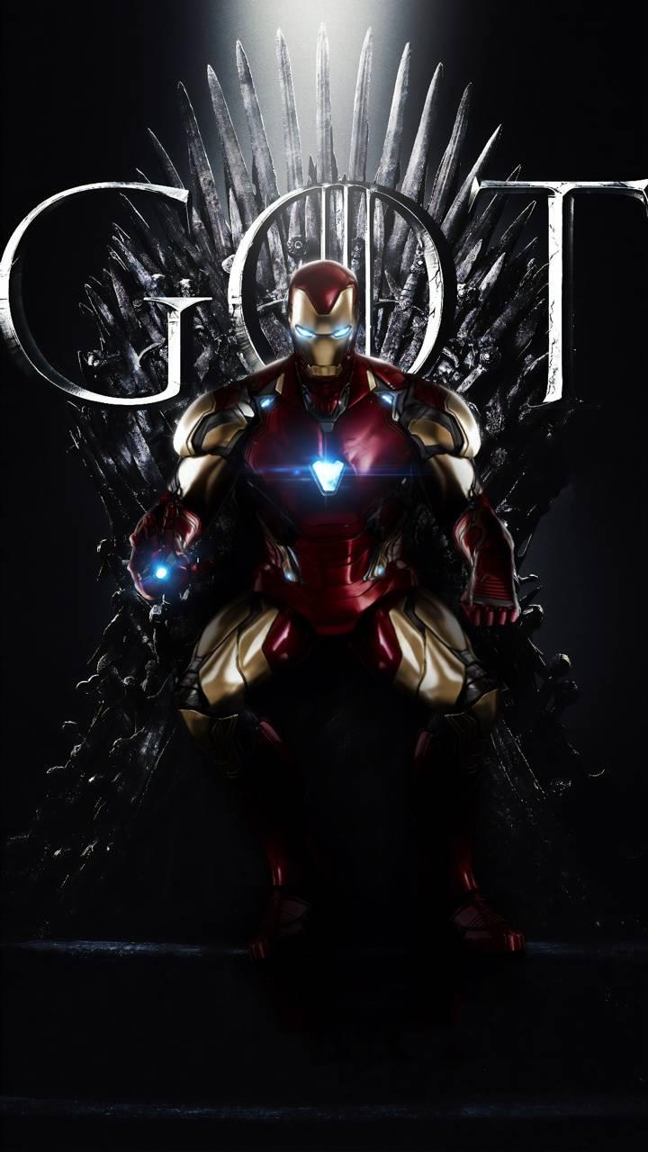 Iron Man Throne