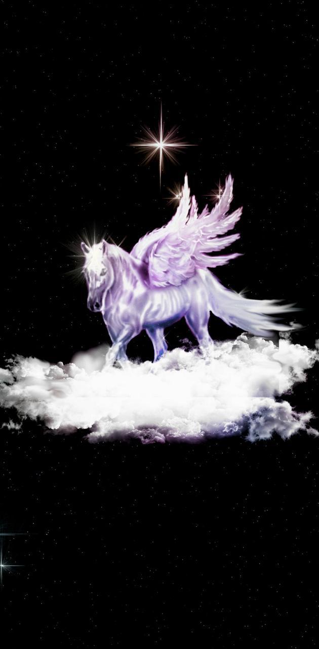 Pegasus Resting 2