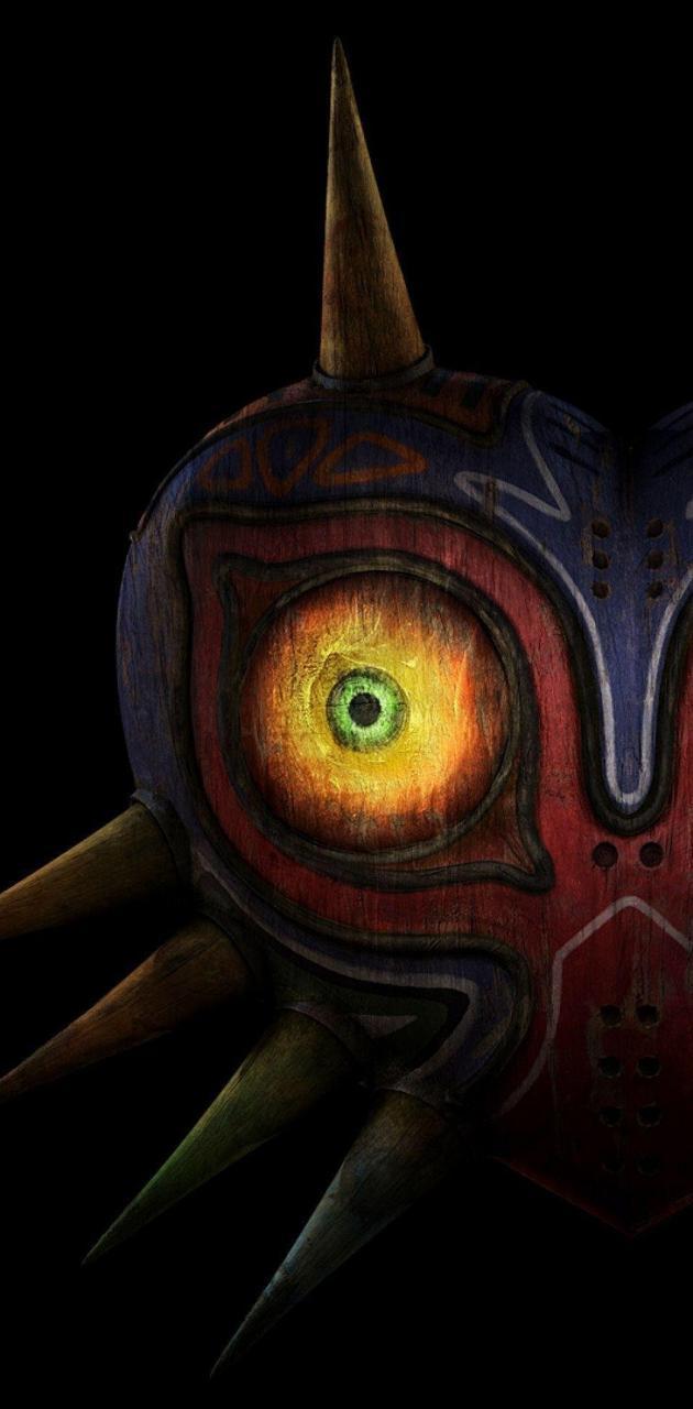 Majoras mask oled