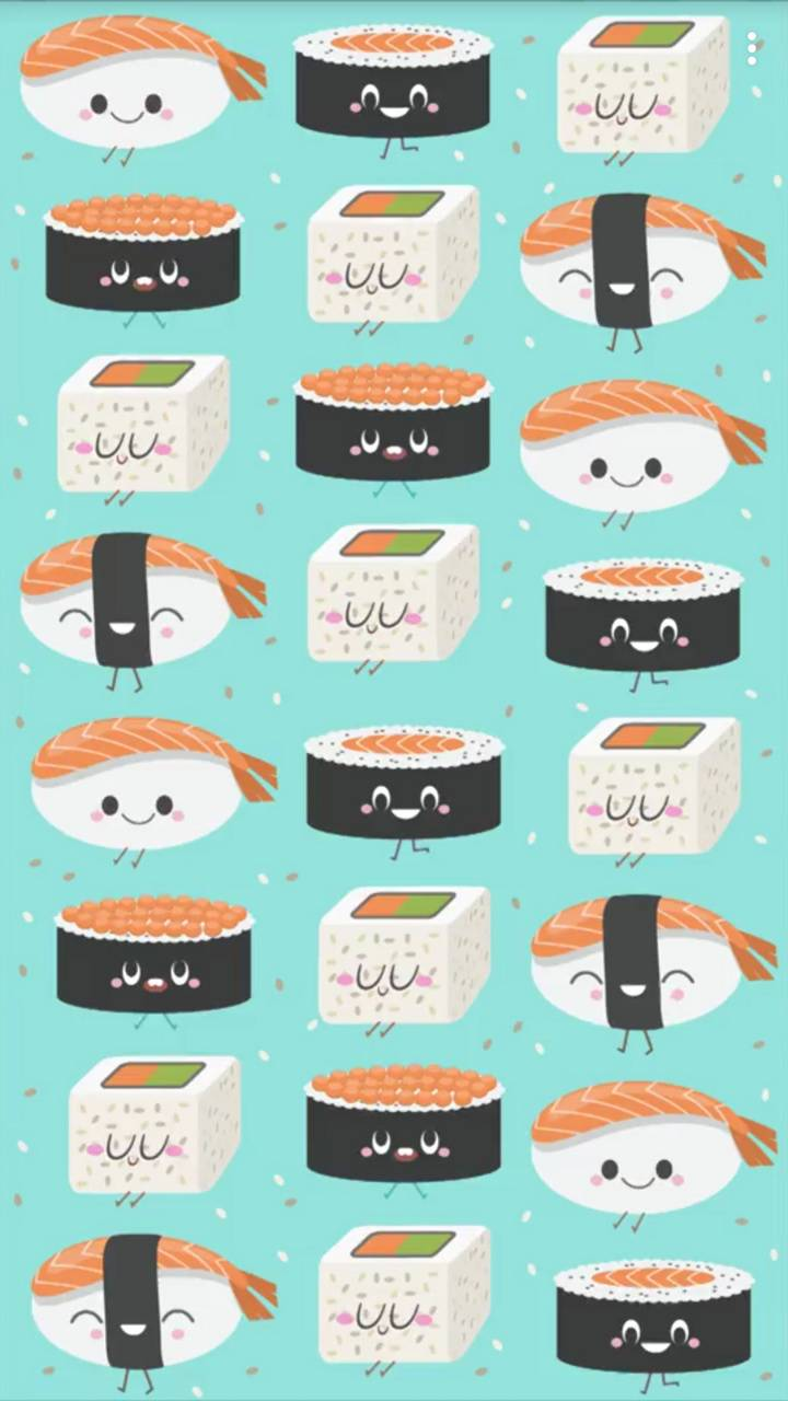 Sushi Wallpaper Wallpaper By Klumzy9564 Cb Free On Zedge