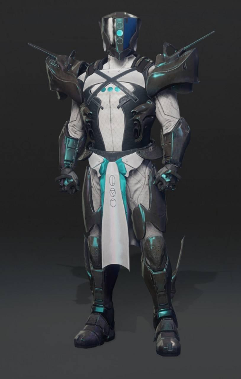 Titan trials gear