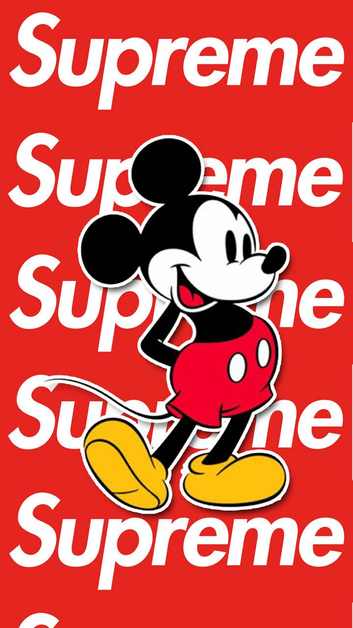 Mickey Mouse Supreme