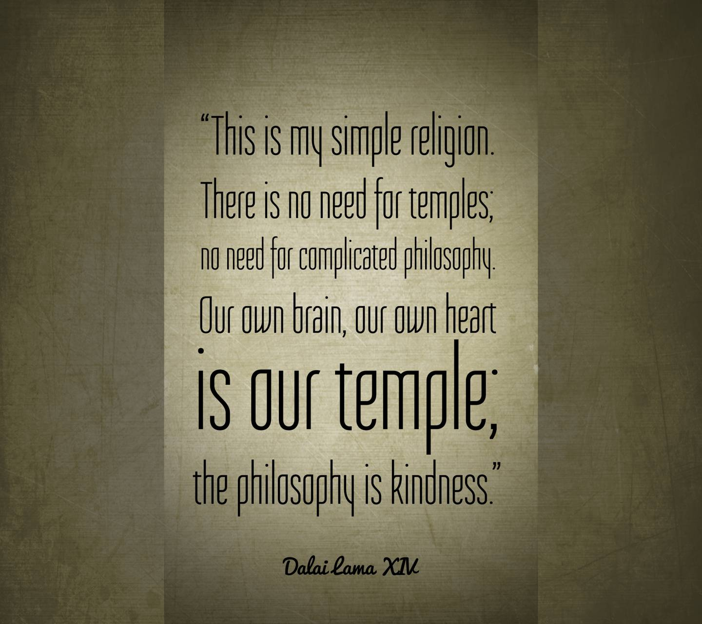 Kindness Philosophy