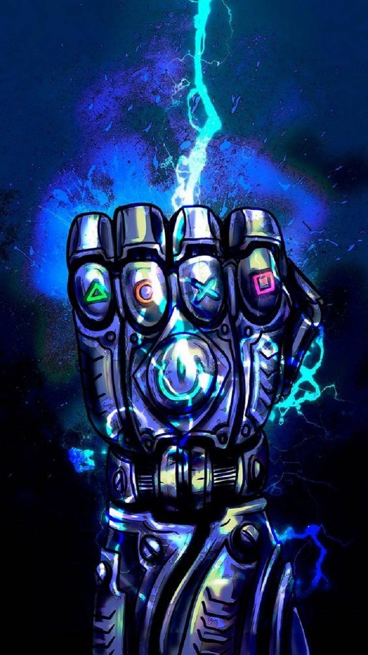 PS Infinity Gauntlet