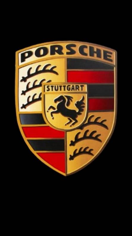 porsche logo wallpapers free by zedge