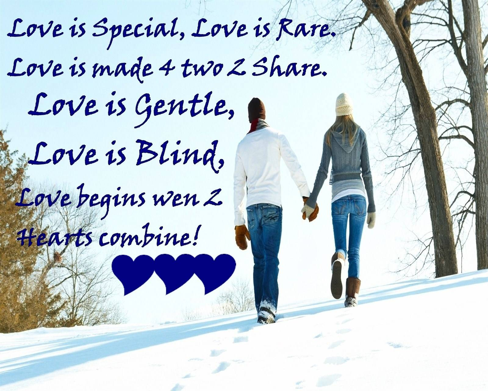 Love Is Special