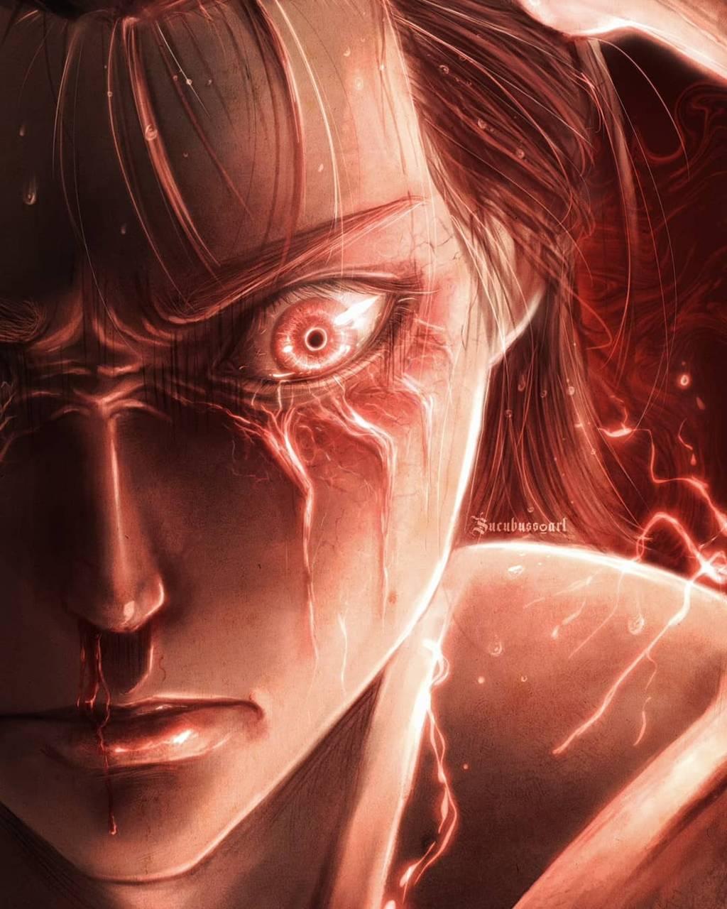 Eren-Attack on Titan
