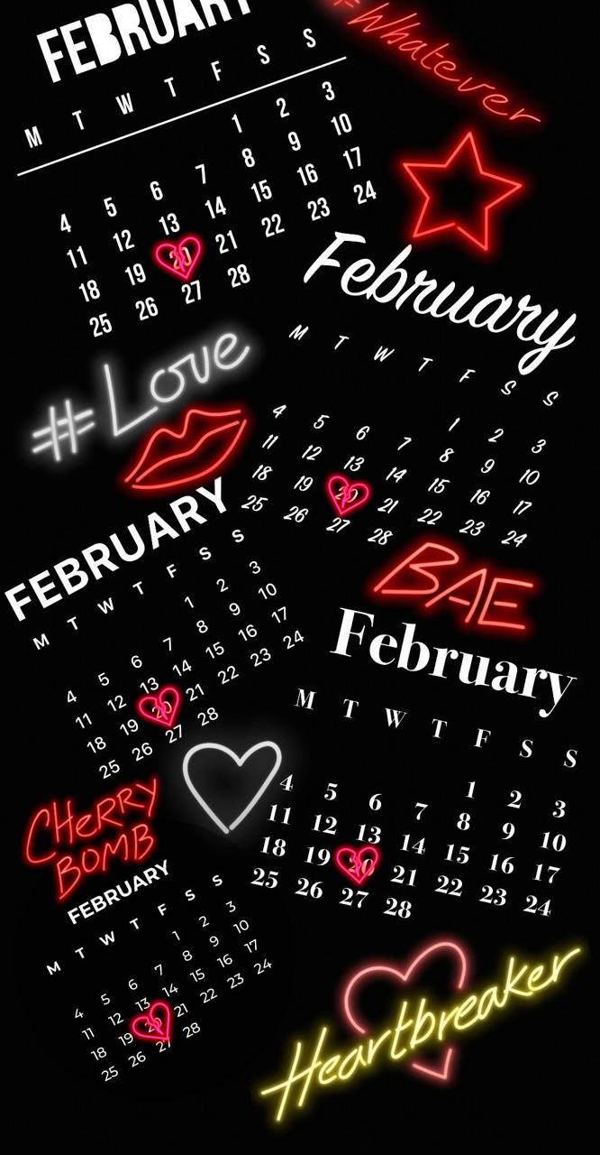 February heartbreak