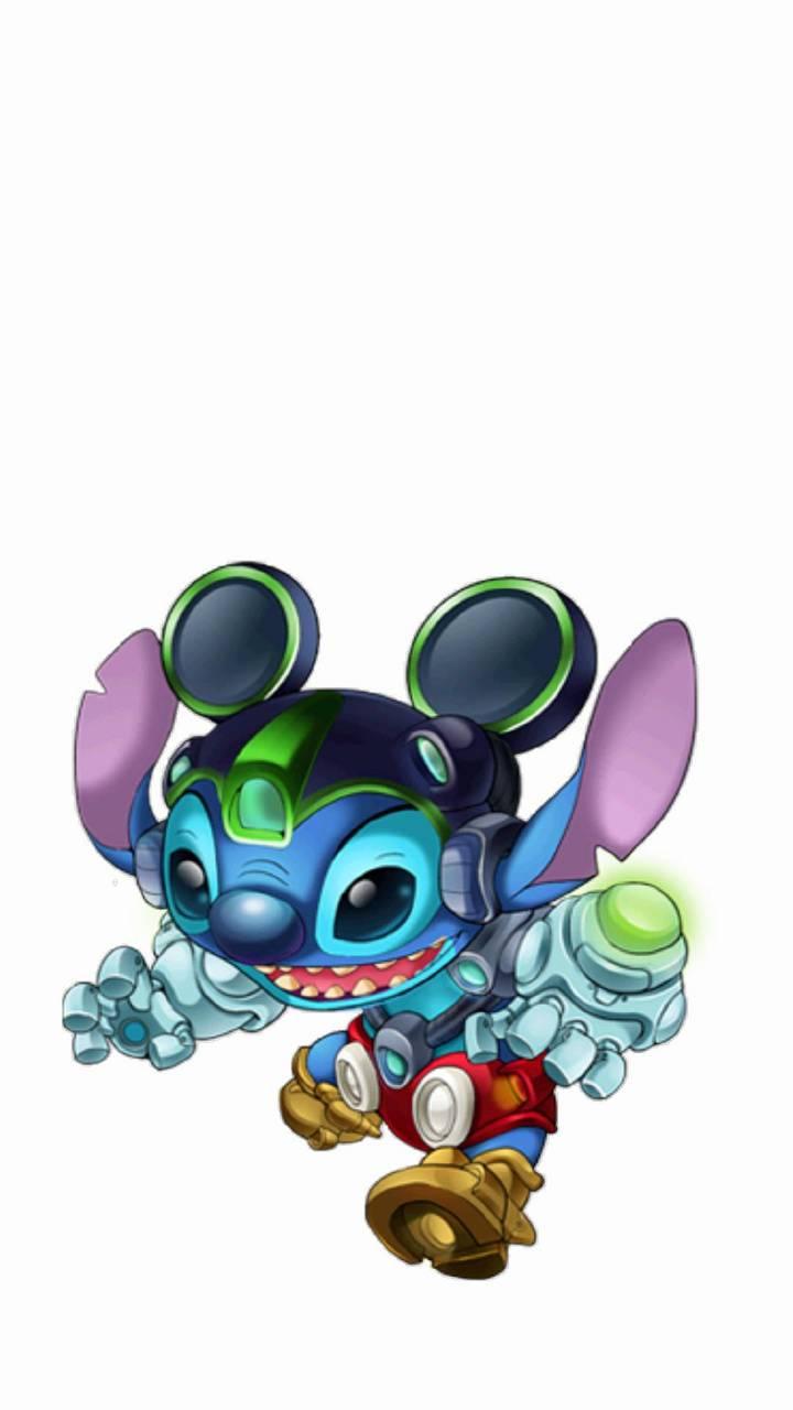 Stitch Mouse