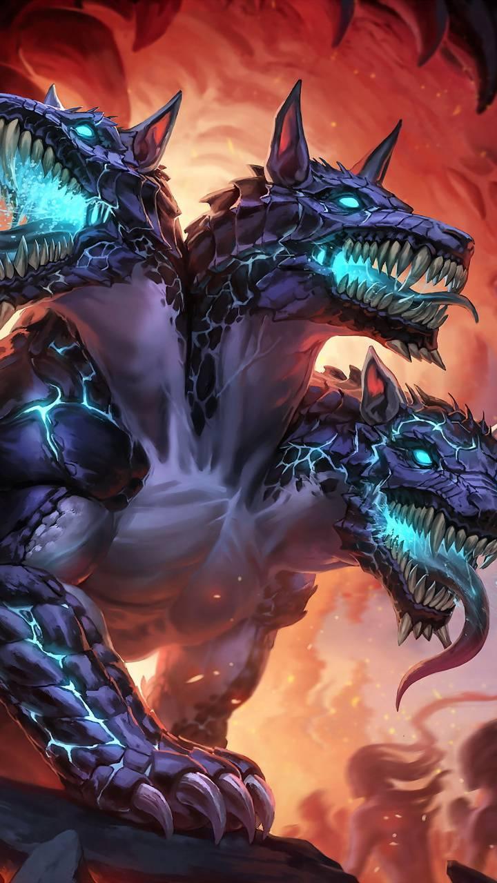 Warden of Underworld