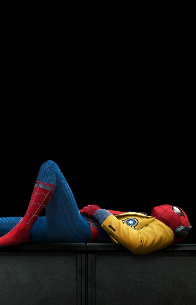 Spidy after avengers