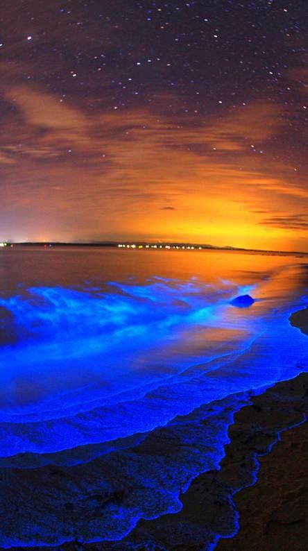 Glow Beach