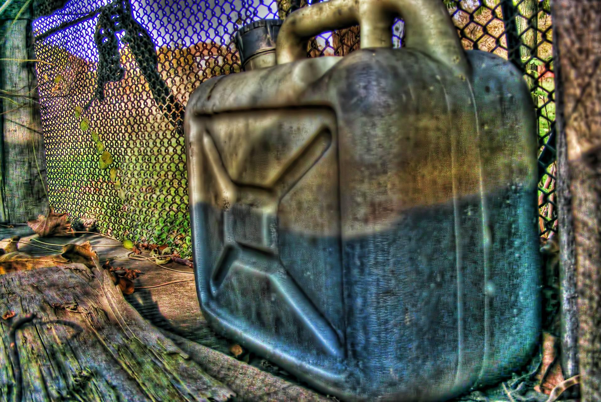 Hd Gas Tank