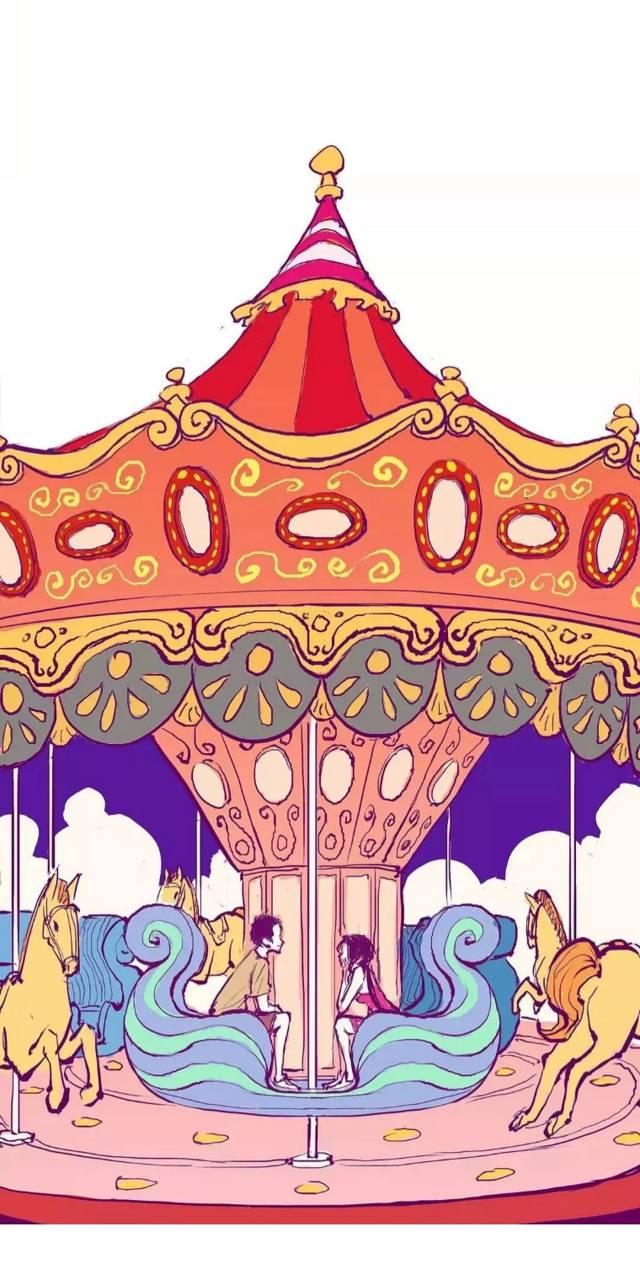 Carousel webtoon