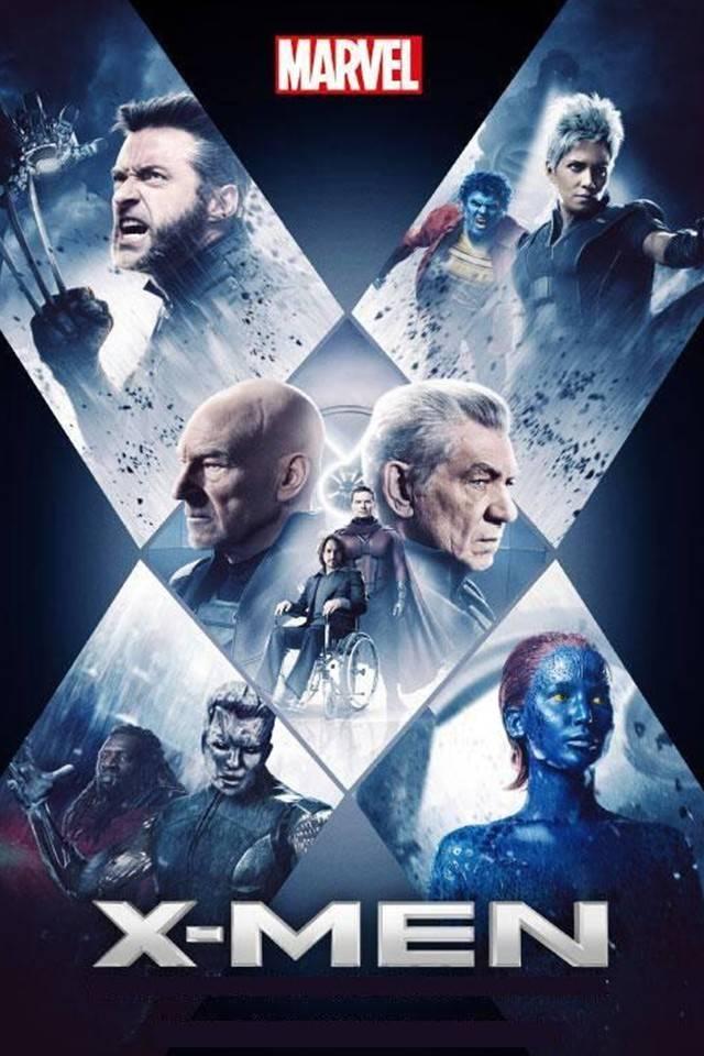 X-MEN Future Past