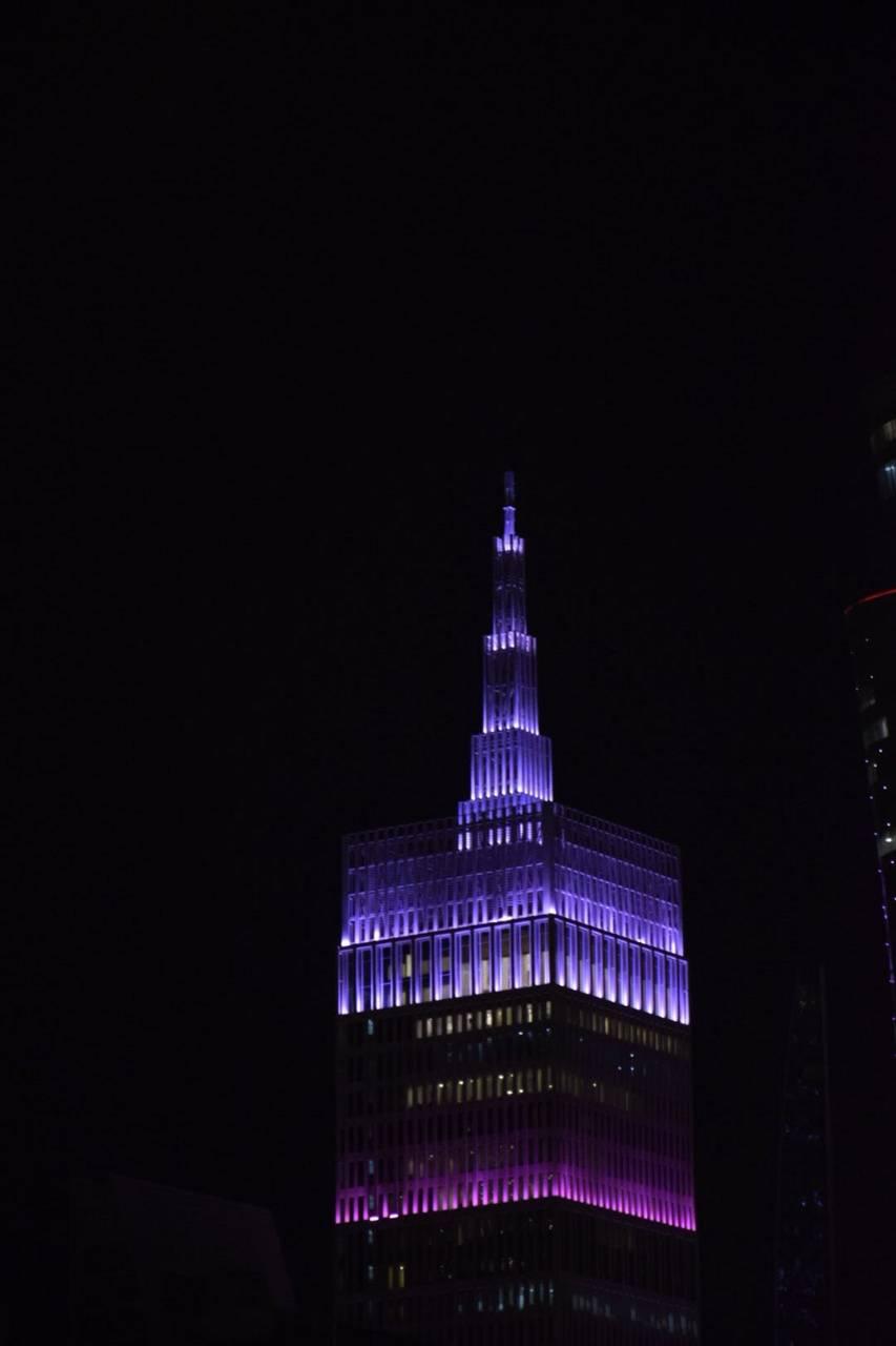 Qatar lights