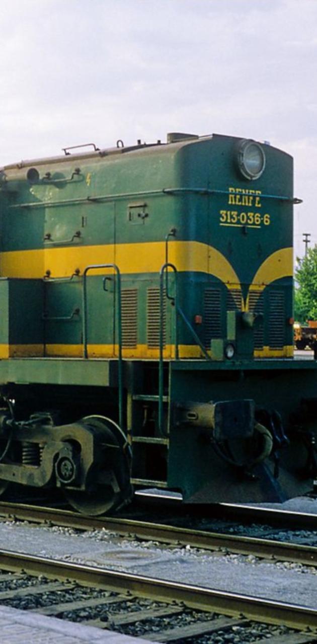 RENFE ALCO 1300