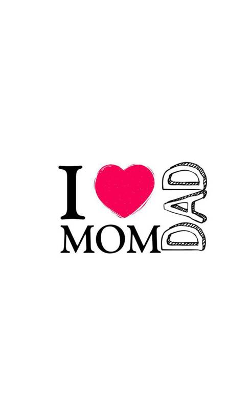 Love U Dad Mom Wallpapers Free By Zedge