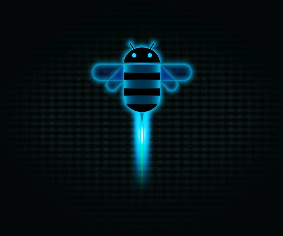 Honeycomb Hd Blue