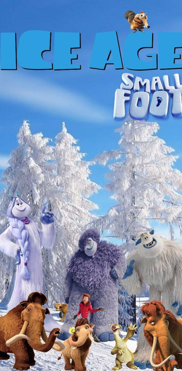Ice Age Smallfoot