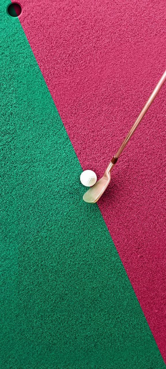 Punch hole Golf