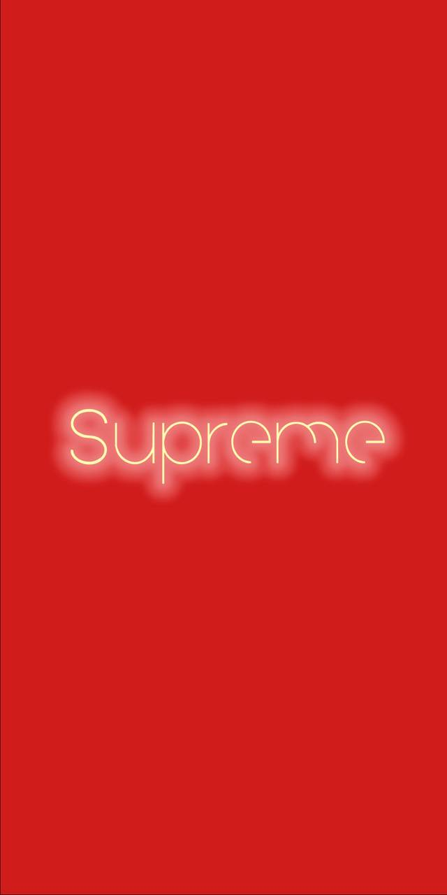 Supreme Light