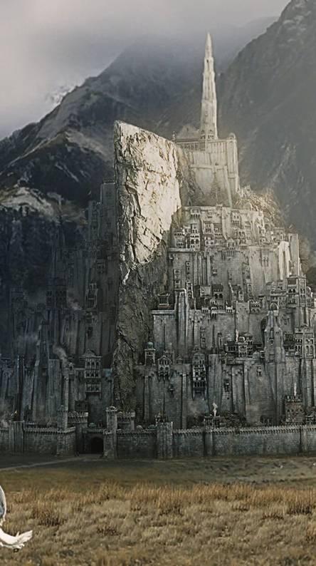gandalf minas tirith