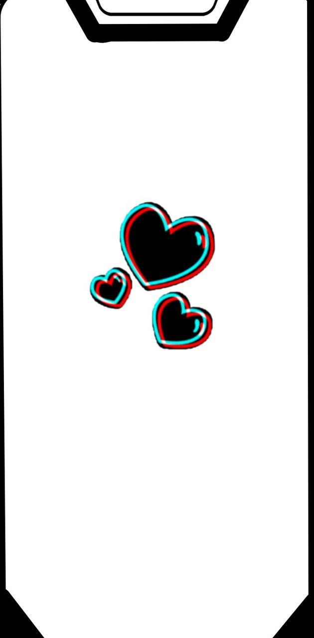 Oppo a3s heart edge