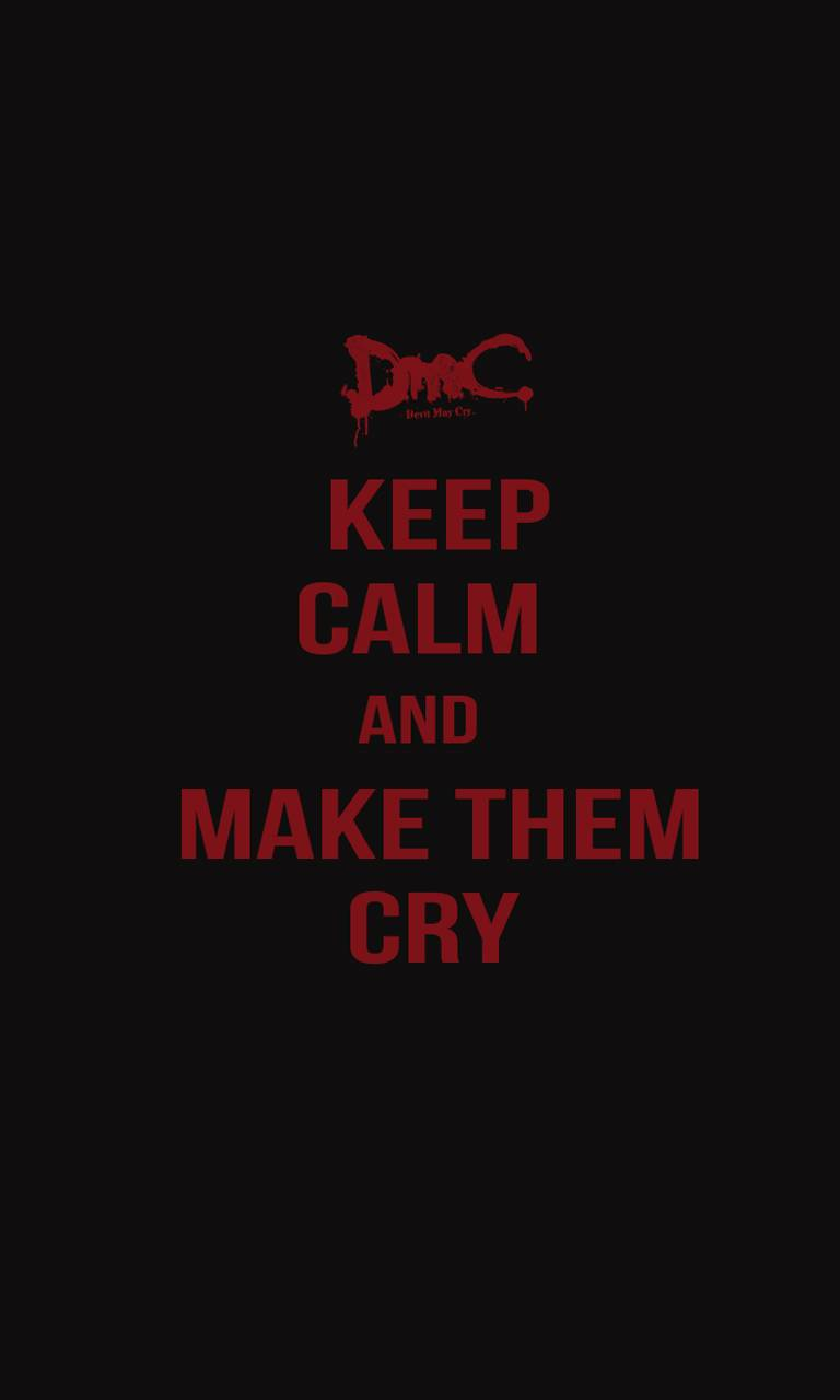 Keep Calm DMC
