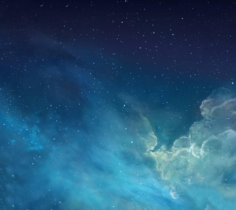 iOS space
