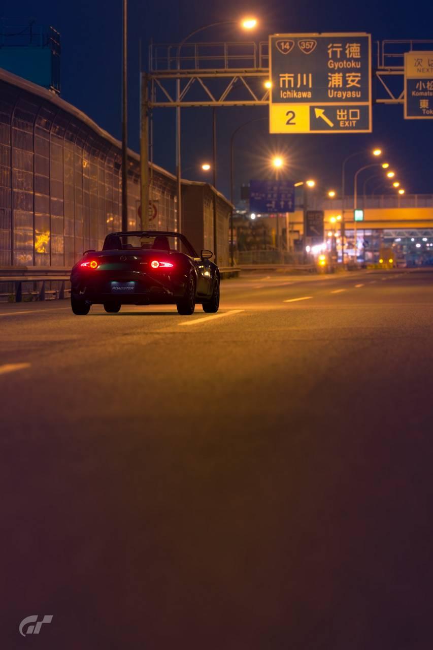 Mazda Roadster ND