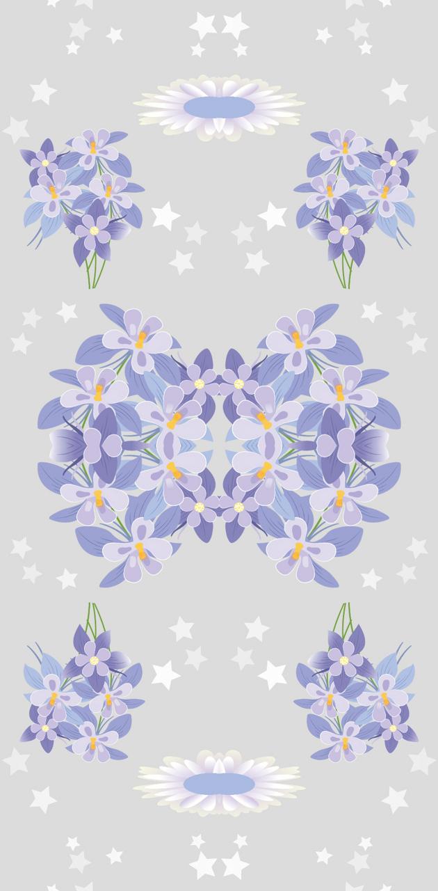 Blue flower 2