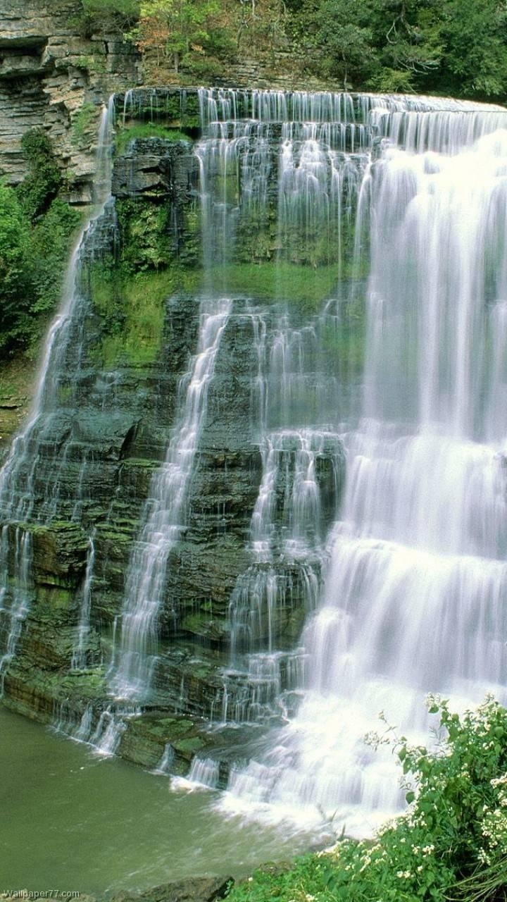 Samsung Waterfalls