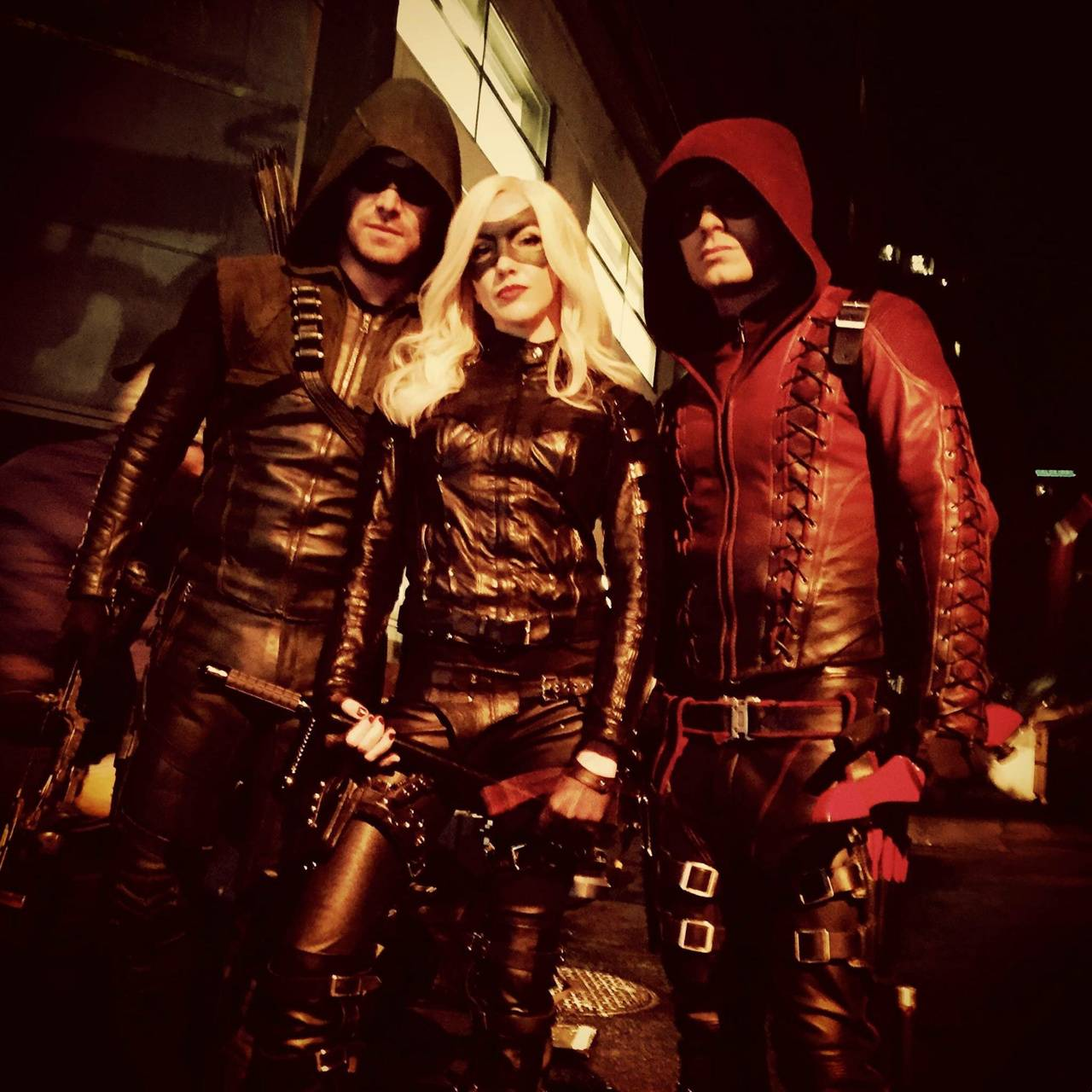 Arrow Canary Arsenal