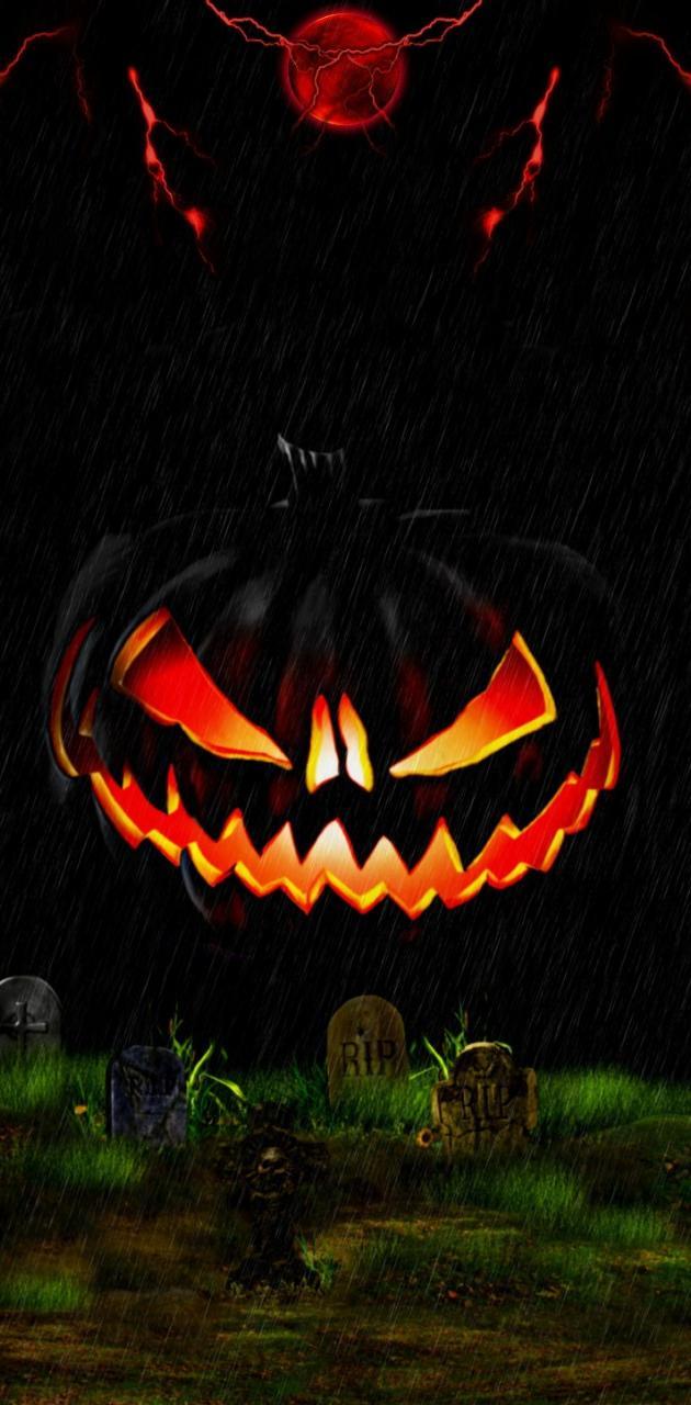 Jack-o-lantern RiP