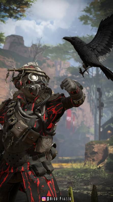 Apex Legends Ringtones And Wallpapers Free By Zedge