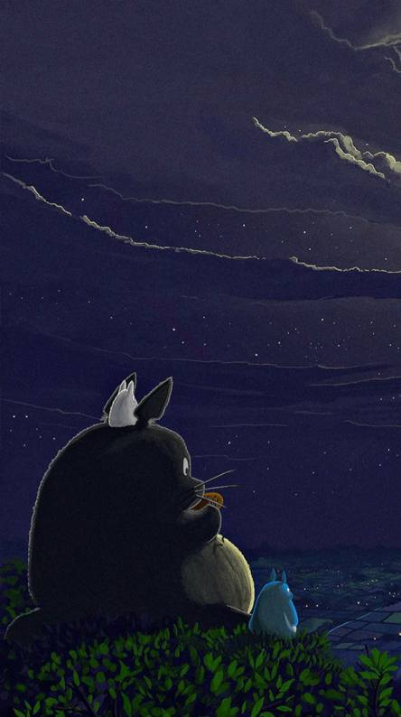 Totoro Wallpapers Free By Zedge