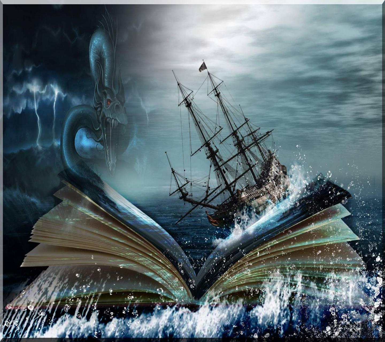 Book off the Sea