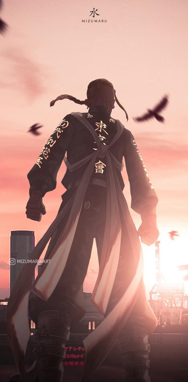 Draken Tokyo Revengers Wallpaper By Mizumaru 16 Free On Zedge