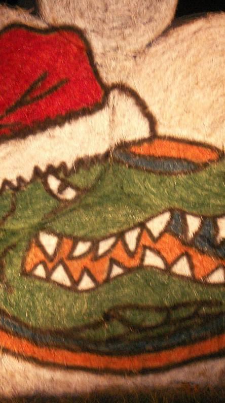 Gator Christmas