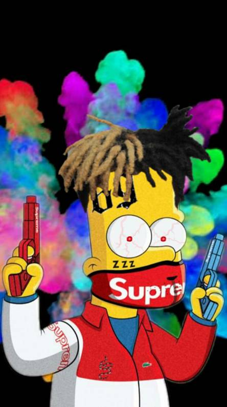 Trap Bart Simpson