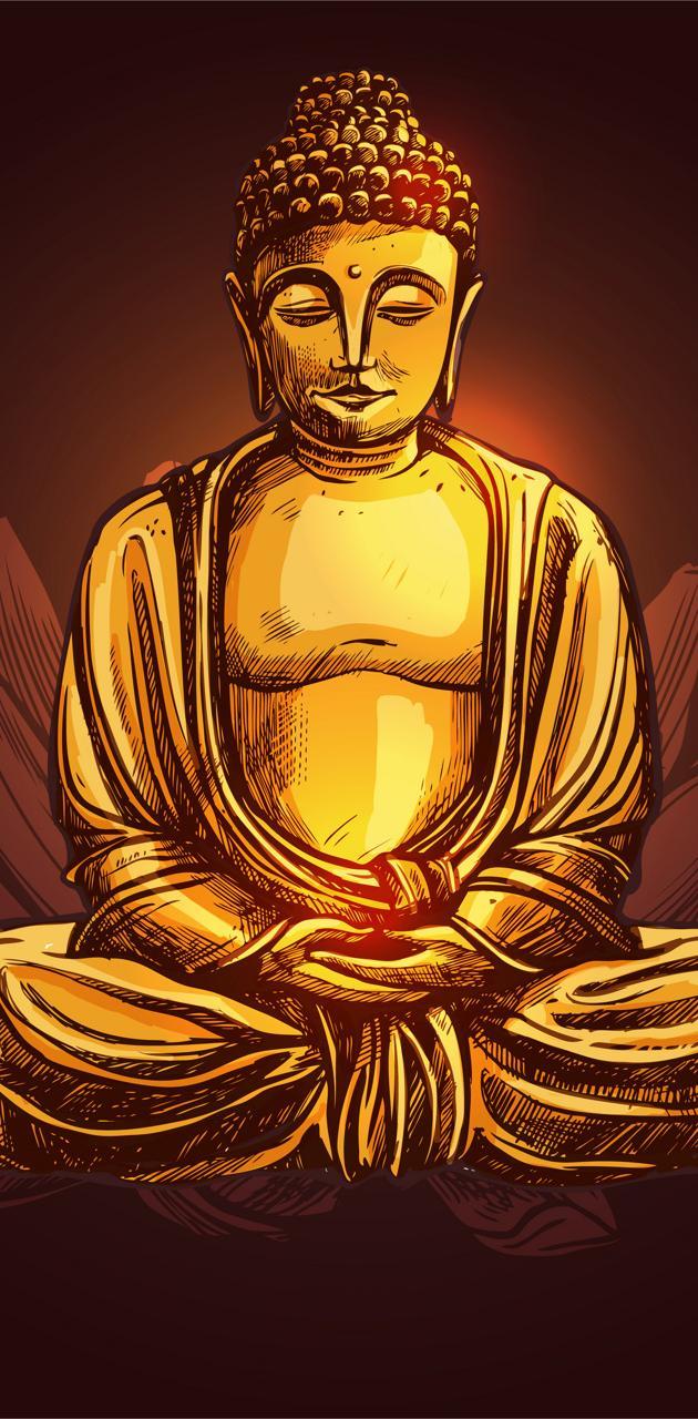 Buddha-lotus-flower