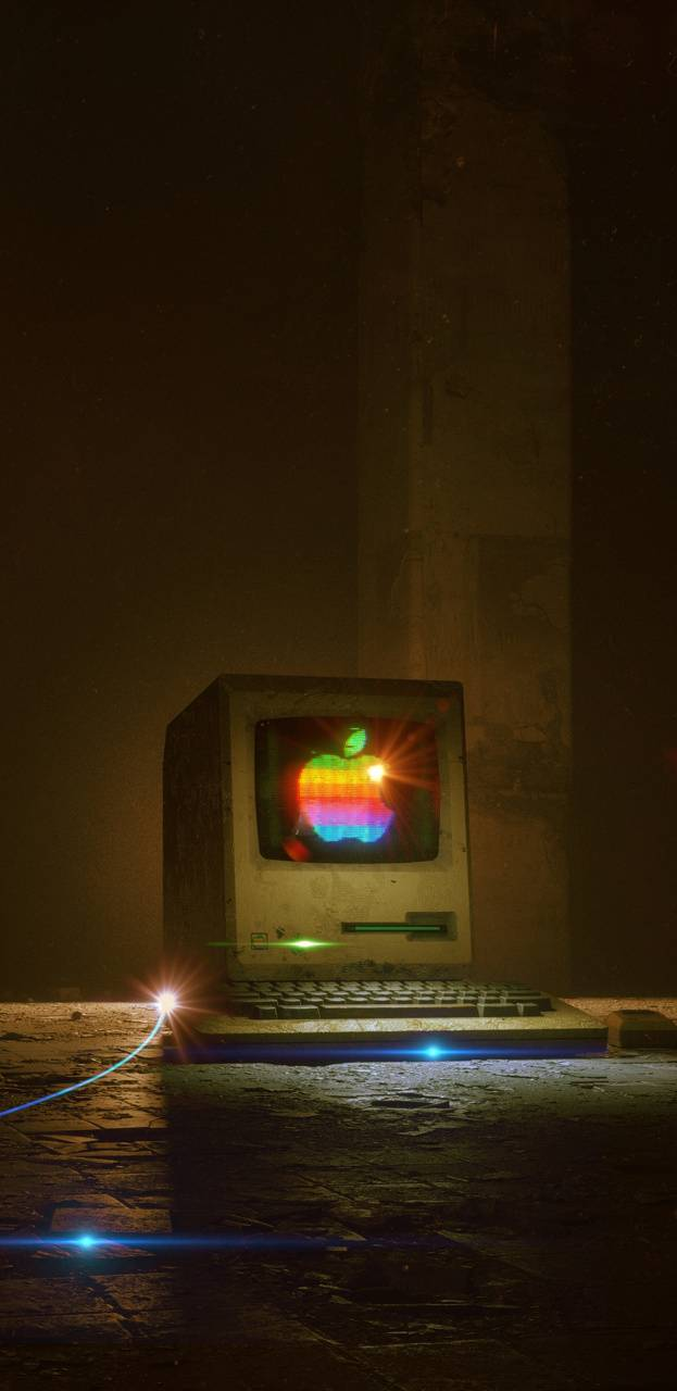 Vintage Macintosh