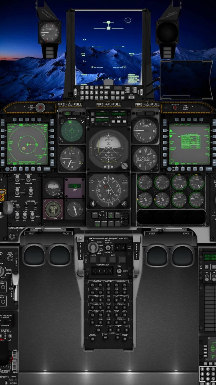 HUD and Cockpit