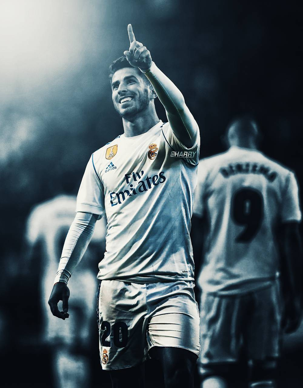 Marco Asensio Wallpaper By Harrycool15 A9 Free On Zedge
