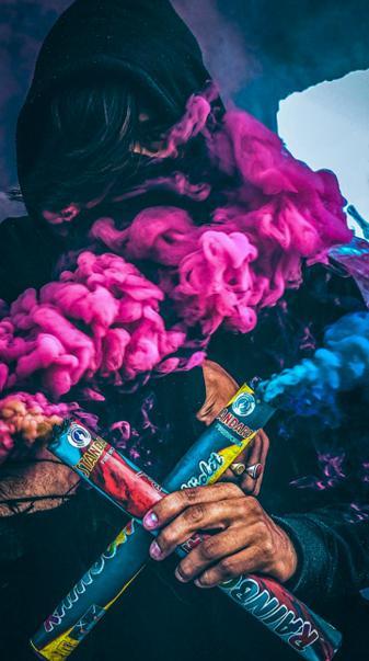 Smoke Alan Walker