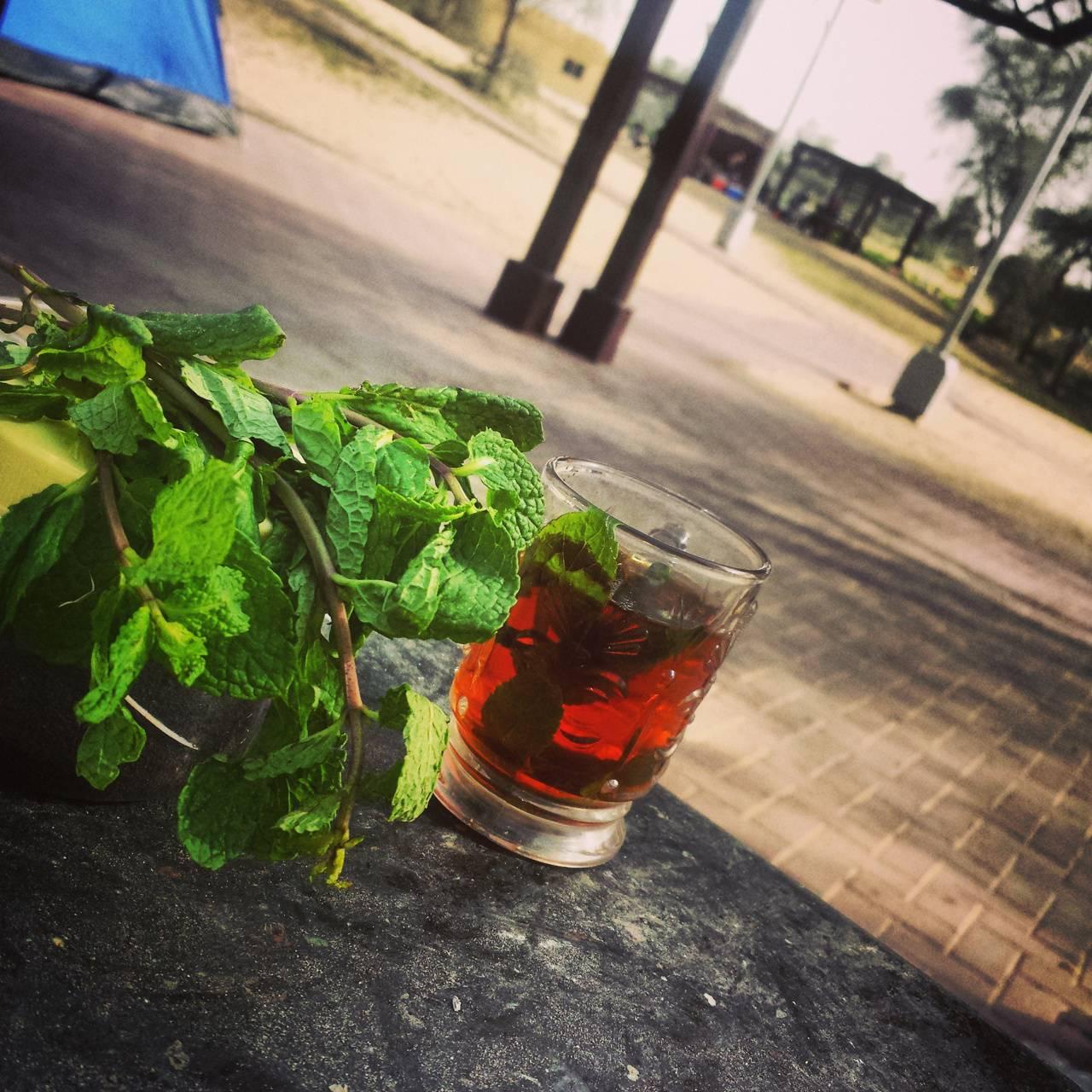 Red tea