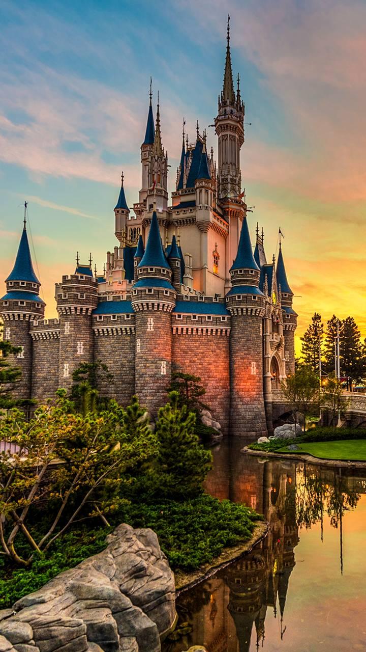 WDW Magic Castle