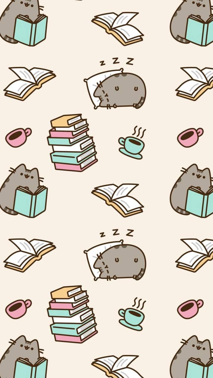 Pusheen Books