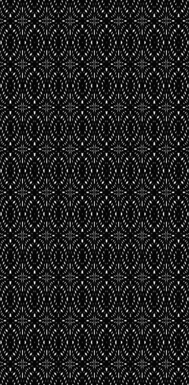 Tiled Black Lace 2